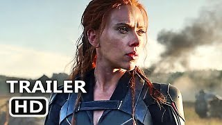 BLACK WIDOW Official Trailer (2020) Scarlett Johansson Marvel Movie HD
