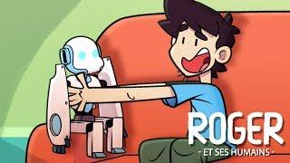 ROGER ET SES HUMAINS (dessin animé)