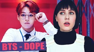 BTS (방탄소년단) - DOPE (Russian Cover || На русском)