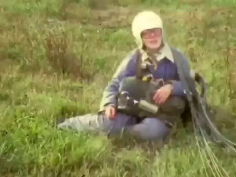Skydiving Footage from 1978