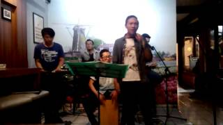 Kayu band feat. Rengga Febrian , Ed sheeran - Thinking out loud.