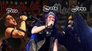 Mägo de Oz- La Voz Dormida (José, Tete y Zeta)