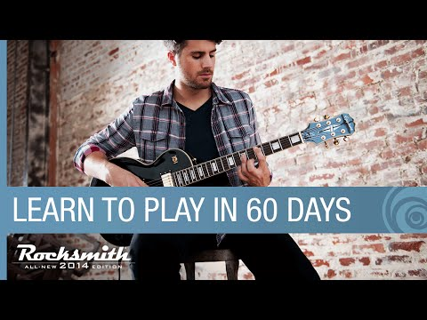 Rocksmith 2014 - The Fastest Way to Learn Guitar
