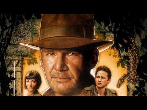 Indiana Jones. Синяя птица