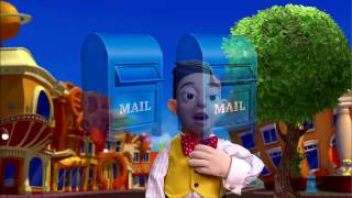 The Mine Song But Only the Mailboxes are Stingy