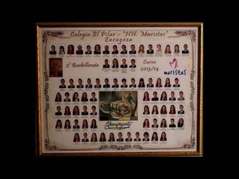 Graduacion El Pilar Maristas Zaragoza 2014