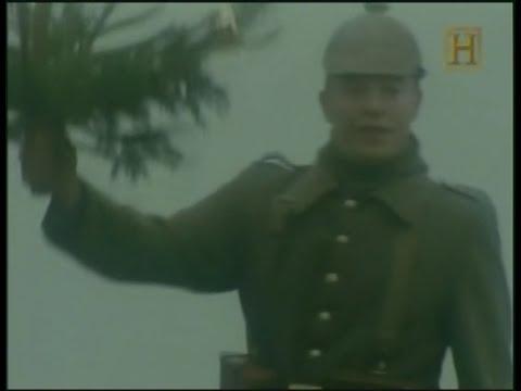 LA TREGUA DE NAVIDAD en la Primera (Gran) Guerra Mundial - Milagro 1914. Documental 2002