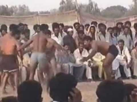 Sanghar Sindh Vs Punjab Kabadi Match video