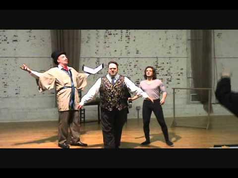 Danse Russe Workshop Preview