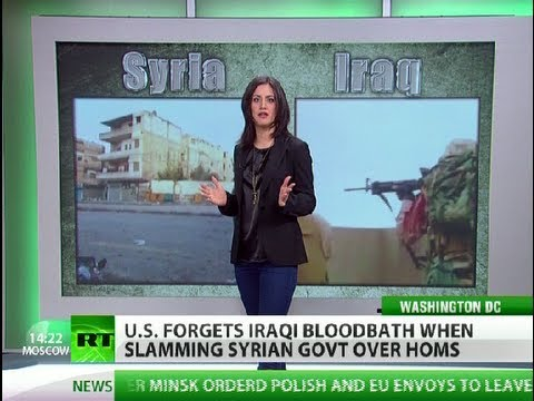 Blind Side: Iraq & Syria wars similarities un-covered