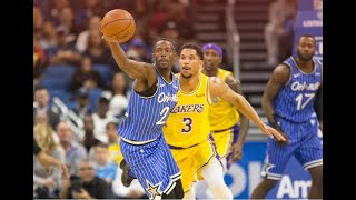 Magic ride huge second quarter to end Lakers' win streak at four