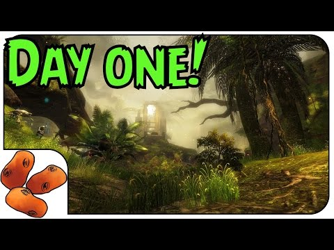 Guild Wars 2 - HoT Launch Day!