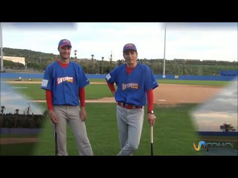 Cómo agarrar una pelota aerea de Béisbol - baseball