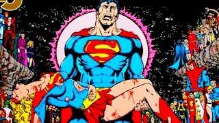 Top 10 DC Superhero Turning Points