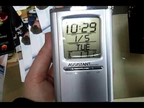 Часы Assistant AH-1052