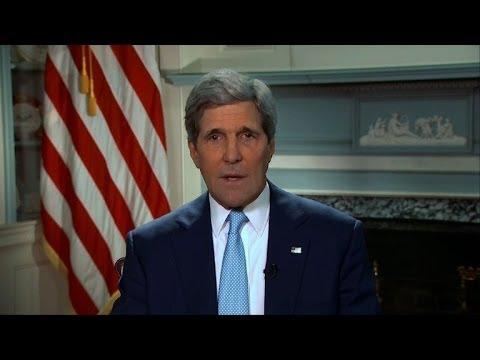 Kerry diz que Snowden deve enfrentar a justiça