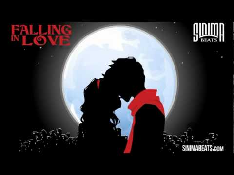 FALLING IN LOVE (RnB Instrumental with catchy guitar licks) Sinima Beats