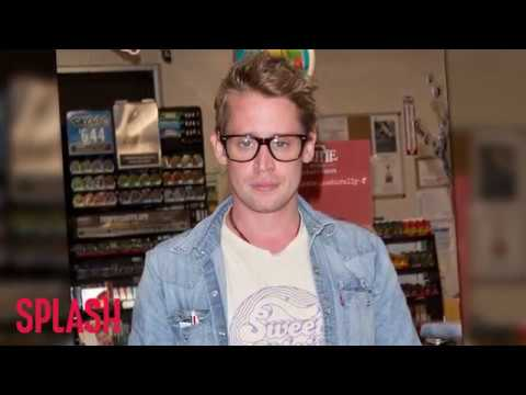 Check Out Macauley Culkin?s New Cleaned Up Look   Splash News TV