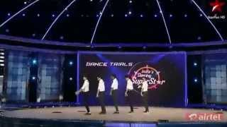 MJ5 Audition - India's Dancing Superstars.