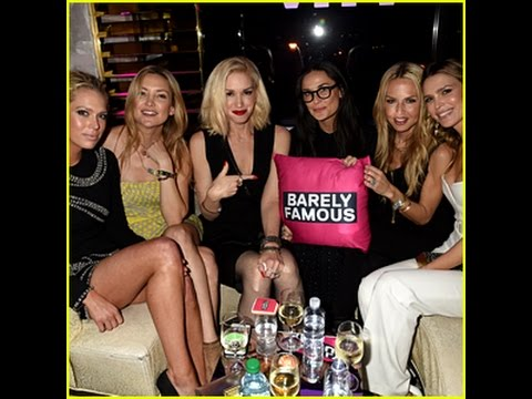 Erin & Sara Foster's Celeb Pals Support 'Barely Famous' Watch!!@!
