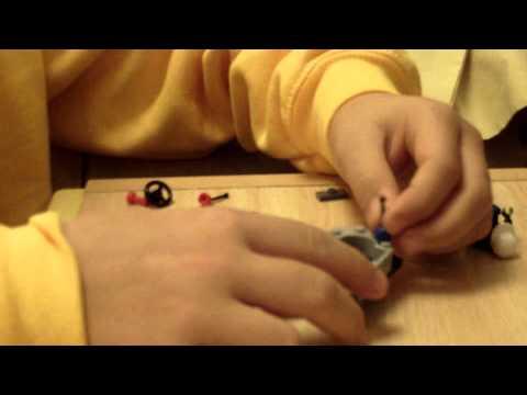 COCHECITO BASICO LEGO