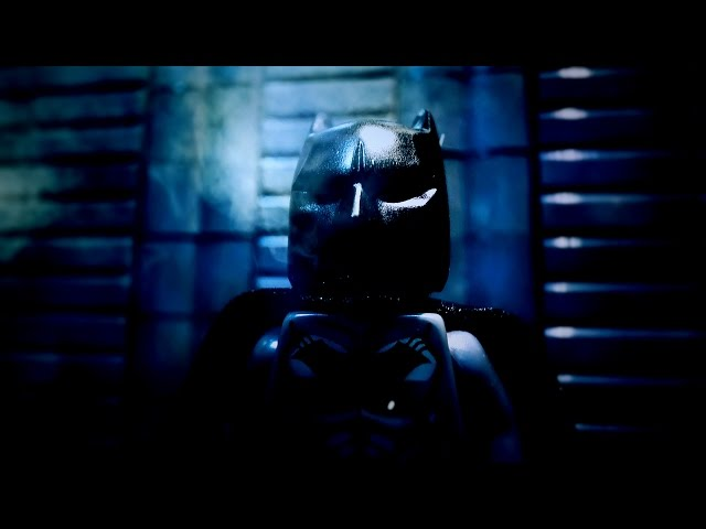LEGO Batman Vs Superman Dawn of Justice Trailer