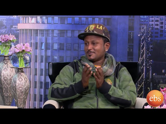 Sunday With EBS Interview Singer Gedion Daniel