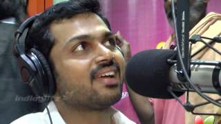 Alex Pandian - Karthi Speaks On Alex Pandian | Anushka - Santhanam | Interview | Songs