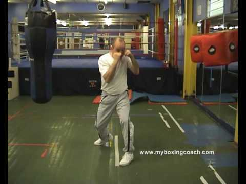 Boxing Techniques - Bobbing and Weaving Image 1