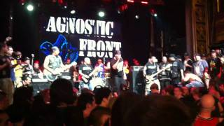 Watch Agnostic Front Anthem video