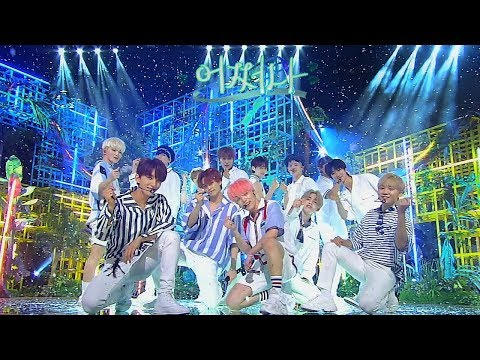 《Comeback Special》 SEVENTEEN(세븐틴) - Oh My!(어쩌나) @인기가요 Inkigayo 20180722