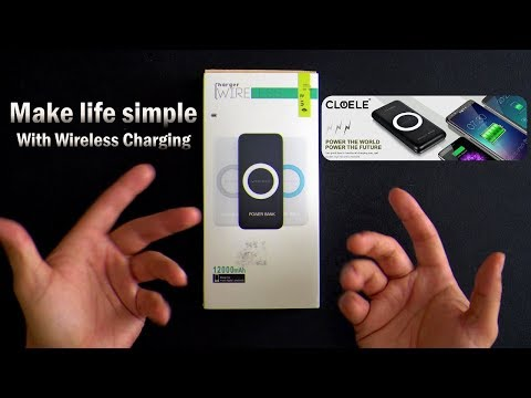 Best Cloele qi wireless charger 2018 review