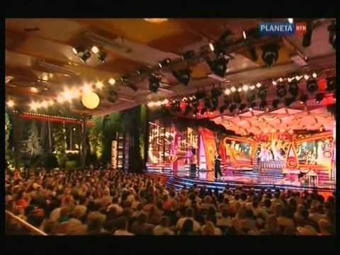 Максим Галкин и балет Любовники - Это любовь (Юрмала 2011)