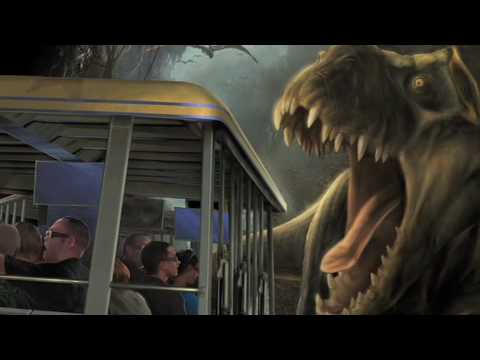 The Making Of king Kong 360 3-d At Universal Studios Hollywood - Segment 2 Of 4 video