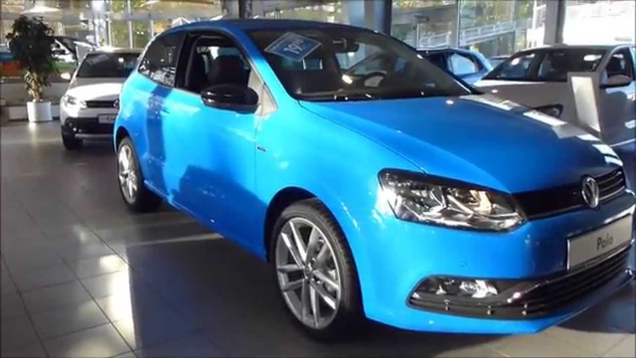 Golf R 0 60 >> NEW 2015 VW Polo ''Fresh'' Exterior & Interior 1.0 60 Hp * see also Playlist - YouTube