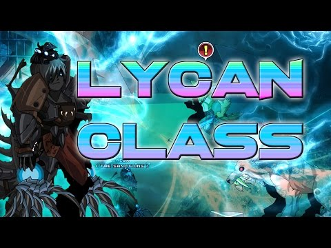 AQW: Lycan Class Guide (How to use. Review. Solo. Rating. Enchantments)