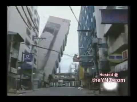 Edificios que se caen