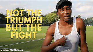 Not the Triumph But the Fight | Venus Williams Ep 2