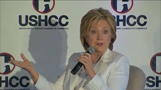 Hillary Clinton Talks About Julian Castro as Running Mate