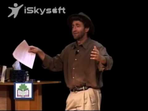 Joel ben Izzy at One Book One Community part 6