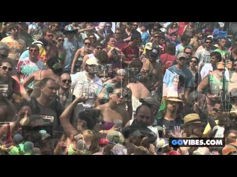 "The Roots perform ""Thought At Work"" at Gathering of the Vibes Music Festival 2013"