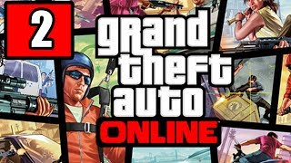 GTA 5 Online: The Daryl Hump Chronicles Pt.2 -  ROBERRY FAIL | GTA 5 Funny Moments