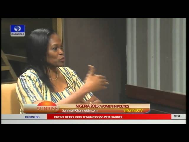 Why Are Women Relegated In Nigerian Political Circles? Pt 2