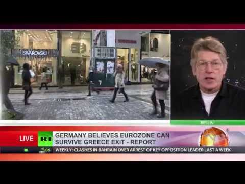'Germany wants Greece to stay under domination of troika'