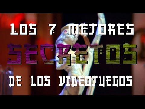 Entretenimiento-LOS 7 MEJORES SECRETOS DE LOS VIDEOJUEGOS