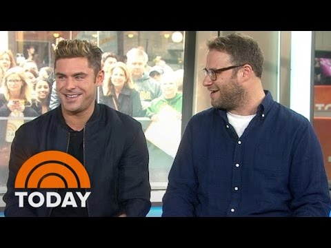 'Neighbors 2': Zac Efron, Seth Rogan On How Film Empowers Women | TODAY