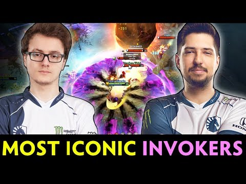 MOST ICONIC MOMENTS of BEST INVOKERS — Miracle + w33