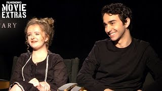 Ari Aster, Milly Shapiro, & Alex Wolff Interview (FilmIsNow)