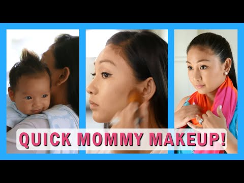 Quick Mommy Makeup Tips!