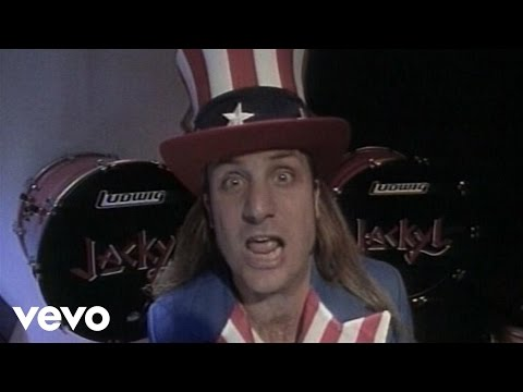 Jackyl - Back Off Brother